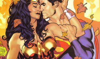 Superman y Wonder Woman