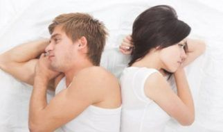Pareja abstinencia sexual